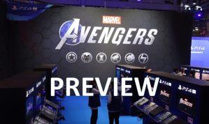 Preview Marvel's Avengers Démo jouable PGW