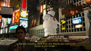 Test Ghostbusters The video game Remastered