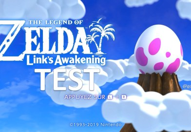 [Test] The Legend of Zelda : Link's Awakening – Version Switch