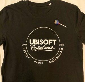Ubisoft Expérience Soirée de fans