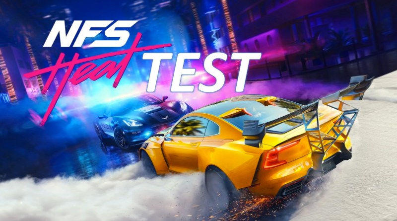 test Need for Speed Heat
