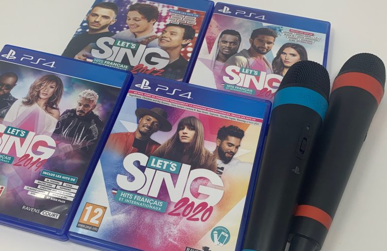 Collection let's sing