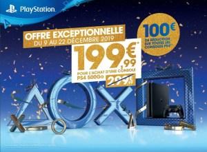 promotions noël PS4