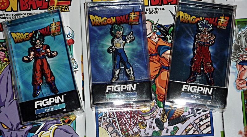 FigPin Dragonball Super