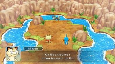 Pokémon donjon mystèreéquipe de secours DX 19