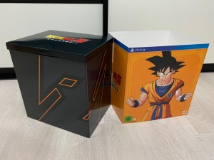 Unboxing Collector DBZ Kakarot