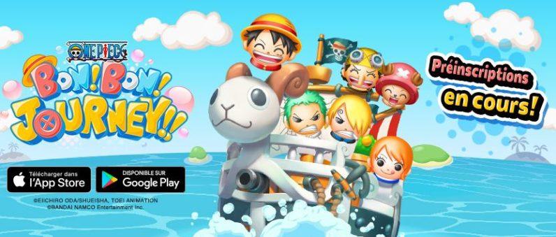 One Piece BON BON journey