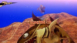 Test Dragon Ball Z kakarot