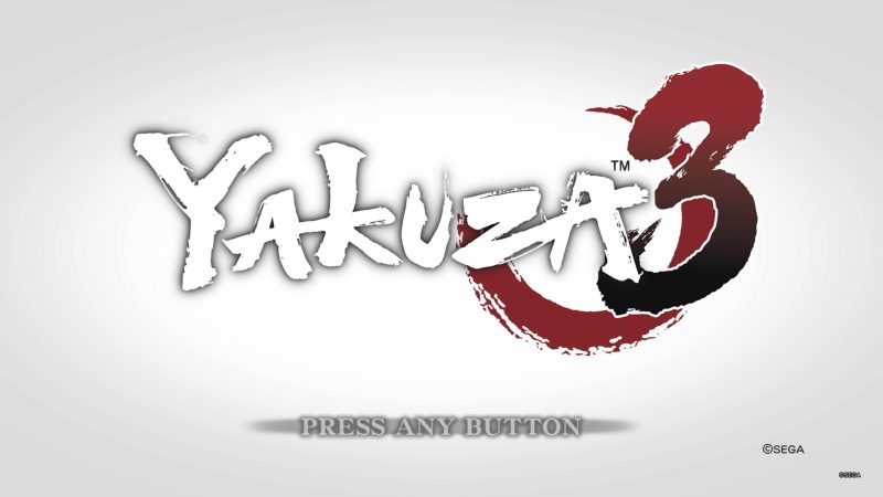 test yakuza 3 remastered