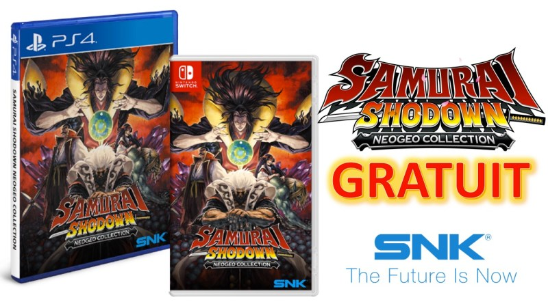 Samurai Shodown Collection gratuit