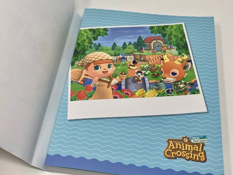 Guide officiel Animal Crossing New Horizons