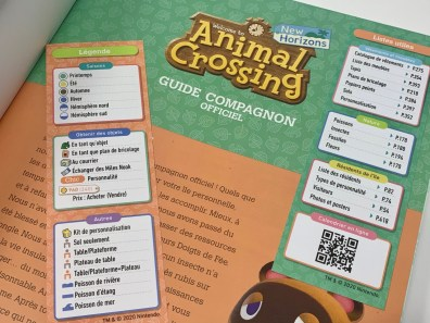 Guide officiel Animal Crossing New Horizons - 7