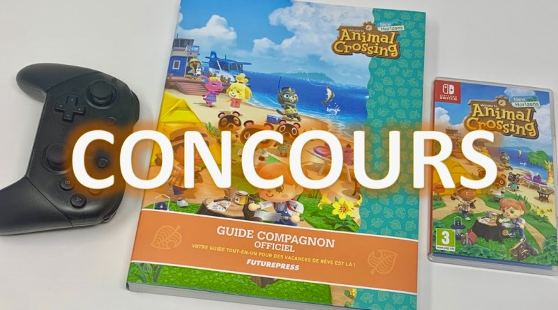 concours guide Animal Crossing : New Horizons