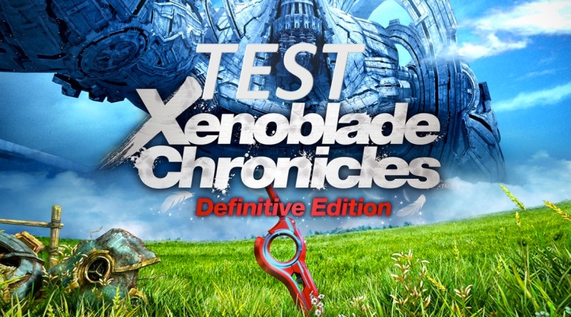 test Xenoblade chronicle DE - gouaig