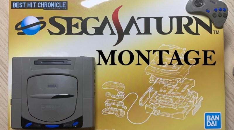 Montage maquette Saturn mini