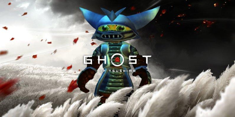 ratchet ghost of tsushima