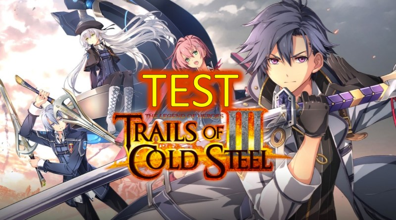 The Legend of Heroes Trails of the cold steel III