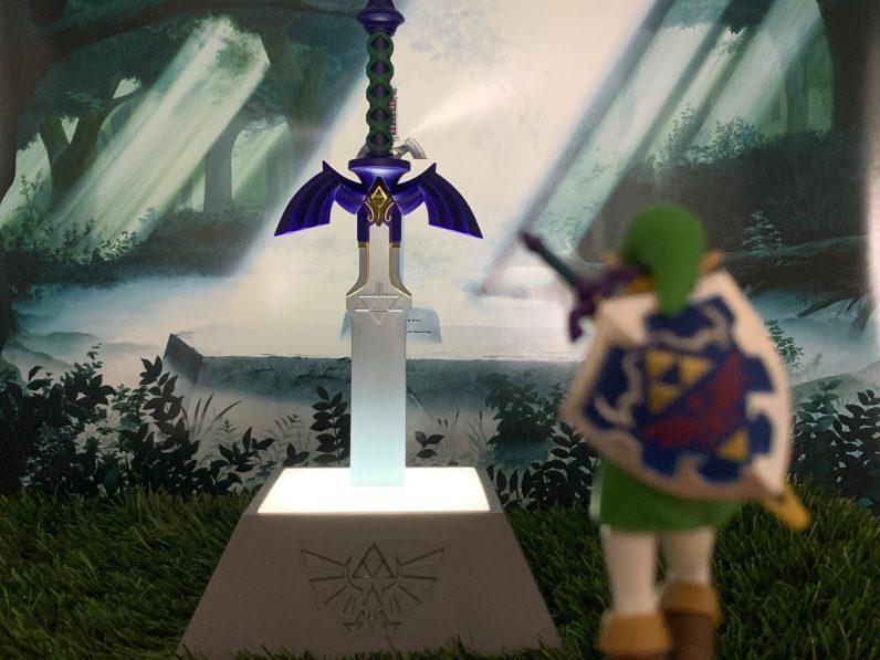 Lampe Zelda - 17