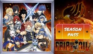 Season pass Fairy Tail DLC