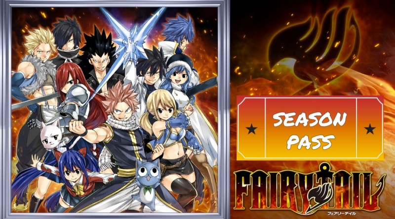 Season pass Fairy Tail DLC
