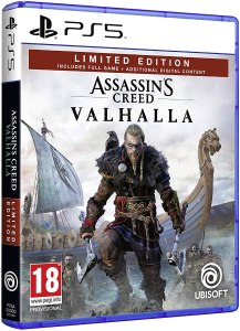 Assassin's Creed Valhalla Édition Limitée Amazon (PS5)