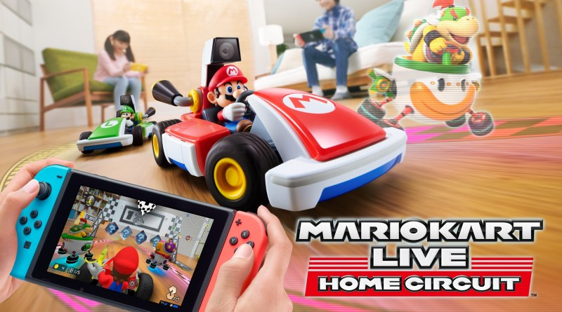 Mario Kart Live Home Circuit disponible