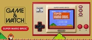 game & watch super mario