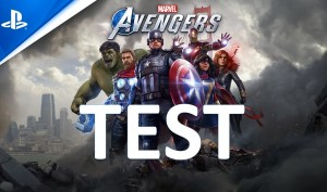 test marvel' s avengers PS4 gouaig