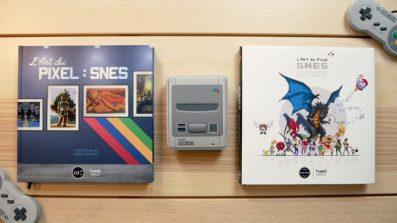 editions pixel SNES