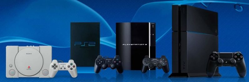 famille playstation