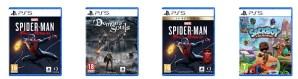 jeux PS5