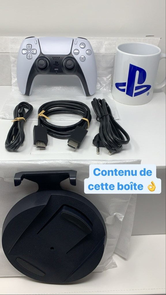 Unboxing PlayStation 5