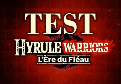Test Hyrule Warriors L'ère du fléau Switch