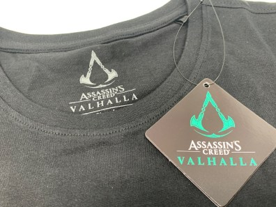 Unboxing Wootbox Assassin s Creed Valhalla - 18