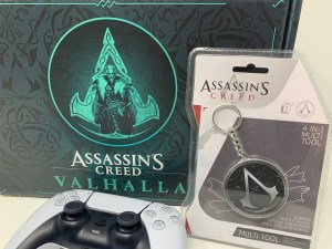 Unboxing Wootbox Assassin s Creed Valhalla
