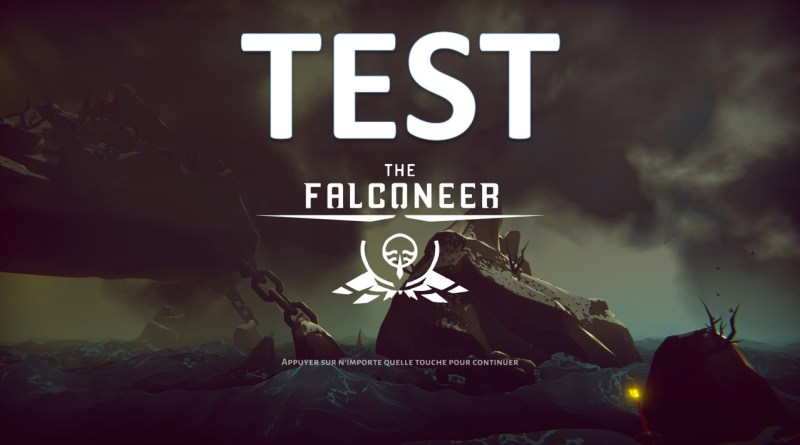 test the falconeer Xbox Series X - gouaig