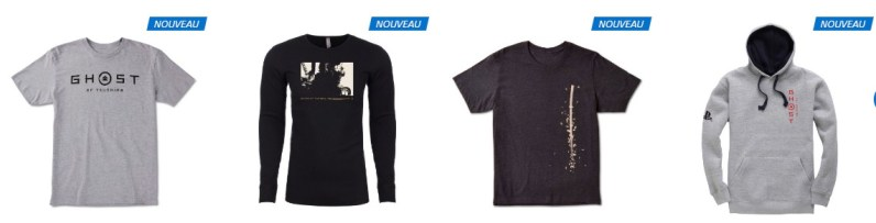 Playstation Gear Store France