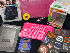 Unboxing Wootbox mars 2021 Duel