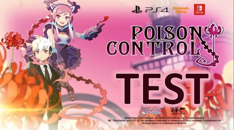 Test Poison Control - gouaig