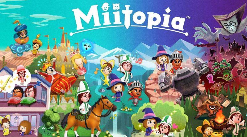 miitopia Switch gouaig