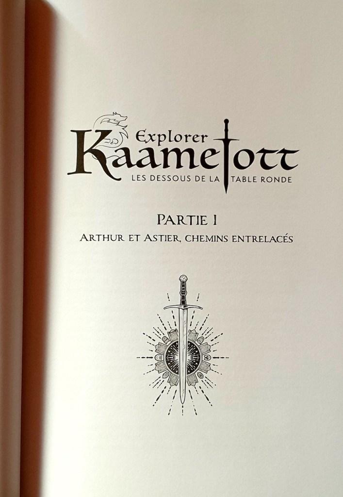 Livre Kaamelott Third editions
