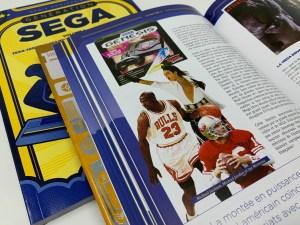Génération SEGA Volume 1 Omaké Books