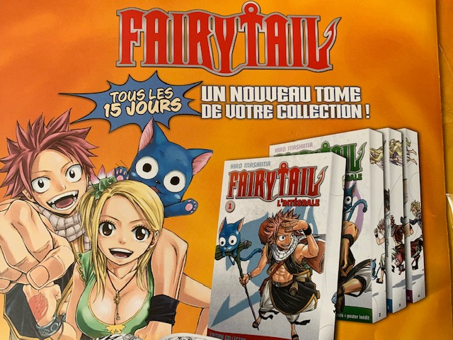 Integrale Fairy Tail Hachette - 6