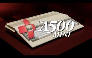 TheA500 mini Amiga 500 mini
