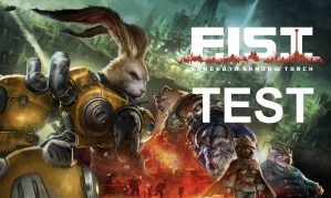 Test F.I.S.T. PS5 - gouaig