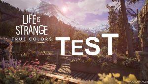 Test Life is Strange True colors - gouaig