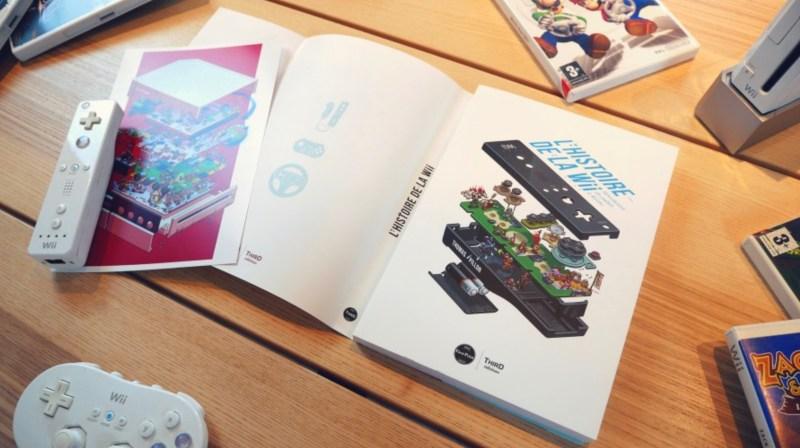 l Histoire de la Wii First Print