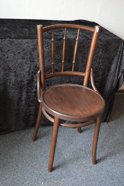 Antieke Thonet Bureaustoel.Thonet Stoel Tweedehands Free Chrome Barkrukken With Thonet Stoel