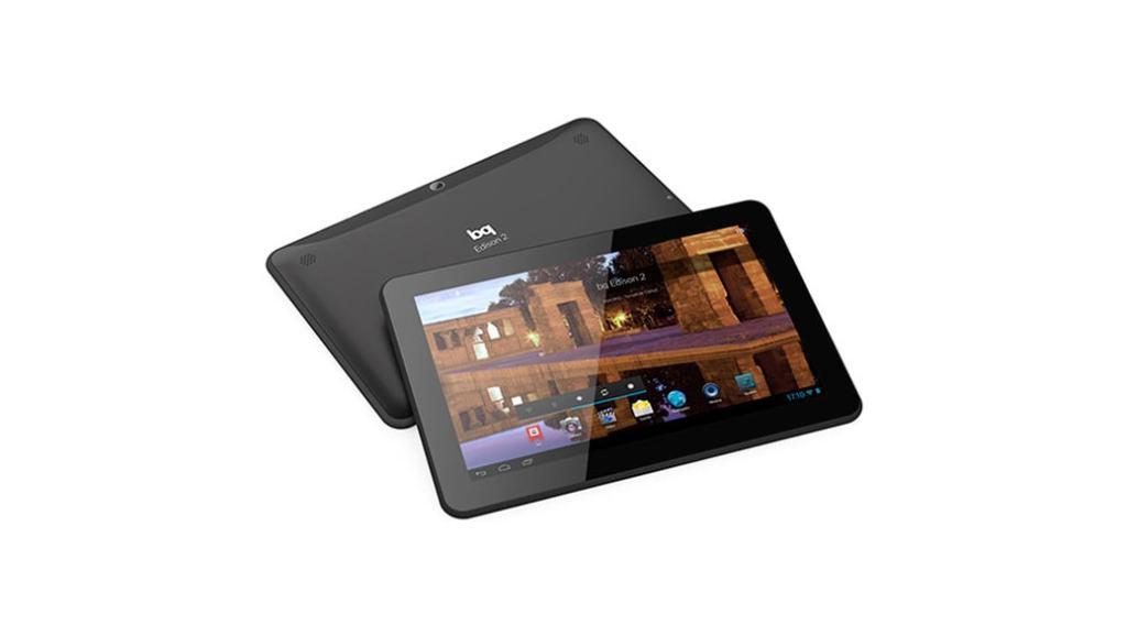 BQ Edison 2: La tablet más vendida en Amazon España