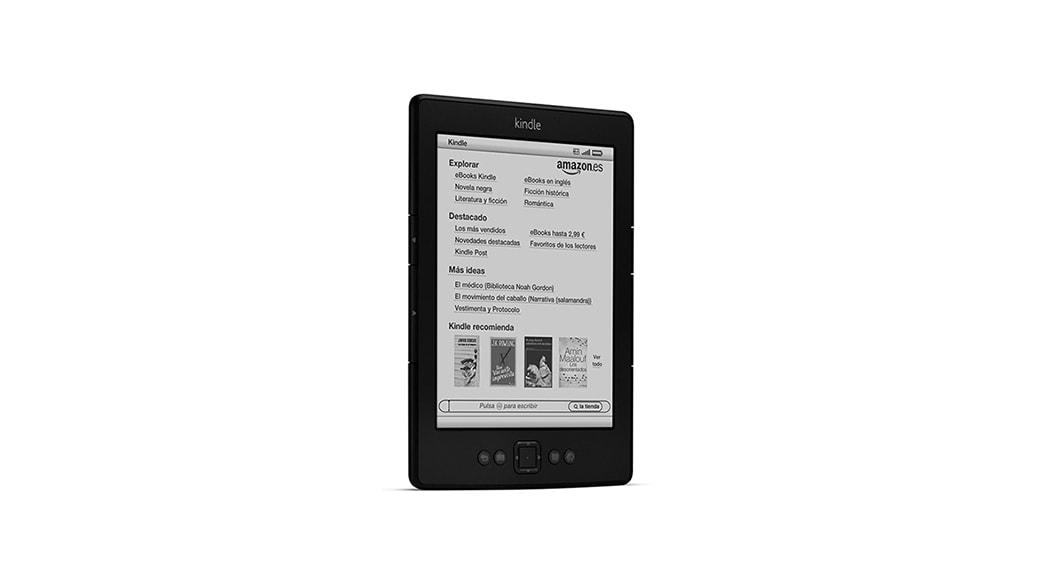 ¿Qué formatos de ebook soporta el Kindle? ¿Podemos leer ebooks EPUB?